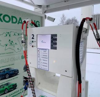Paide CNG